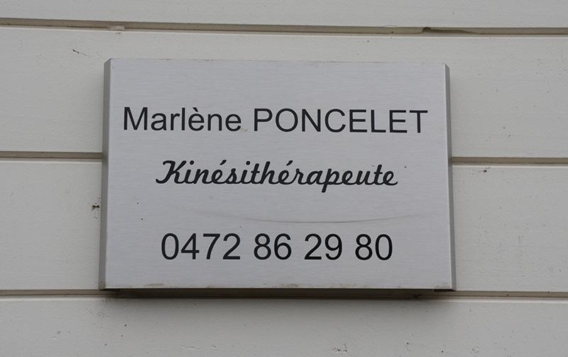Marlène Poncelet - Kinésithérapeute